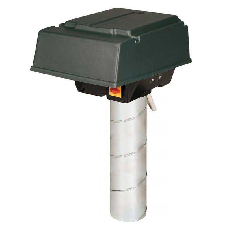 Orcon MPV - Pijpdakventilator MPV-10W