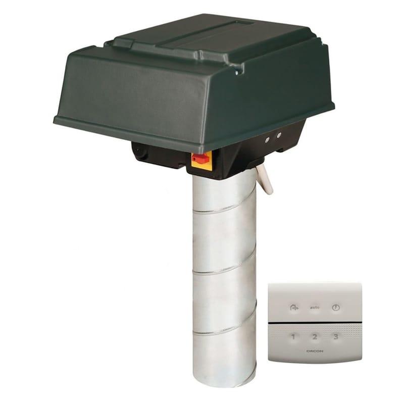 Orcon MPV - Pijpdakventilator 21100190