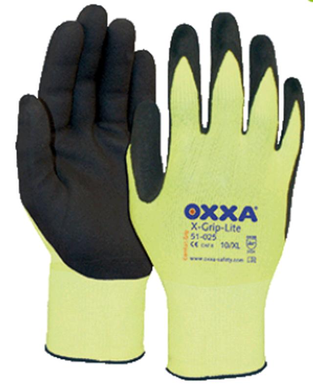 OXXA X-Grip-Lite - Werkhandschoen 15102509