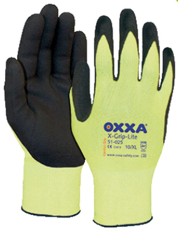 OXXA X-Grip-Lite - Werkhandschoen 15102510