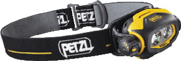 Petzl PIXA - Hoofdlamp LPEEPIXA3