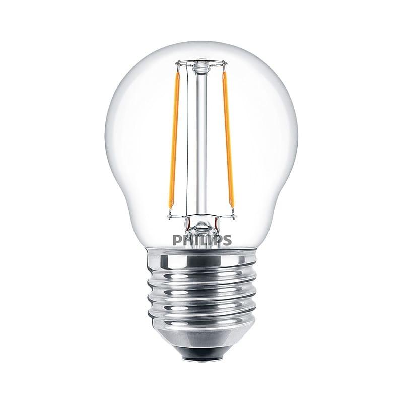 Philips Classic LEDluster ND - LED lamp DLCL25W827E27