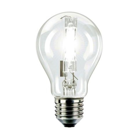 Philips Halogen Classic A55 - Halogeenlamp ECL53WE27A55