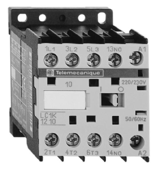 Schneider Electric Telemecanique magneetschakelaar - magneetschakelaar LC1K0601V7
