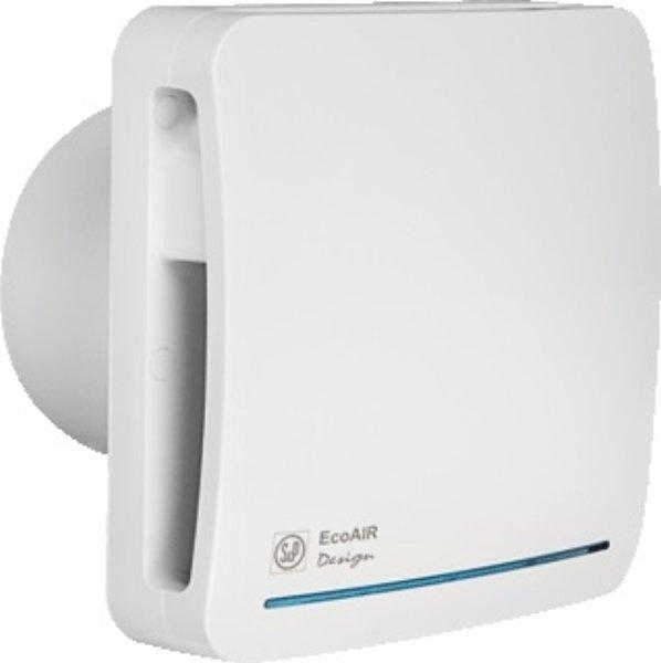 Soler & Palau ECOAIR - Badkamer-/toiletventilator 5210612400