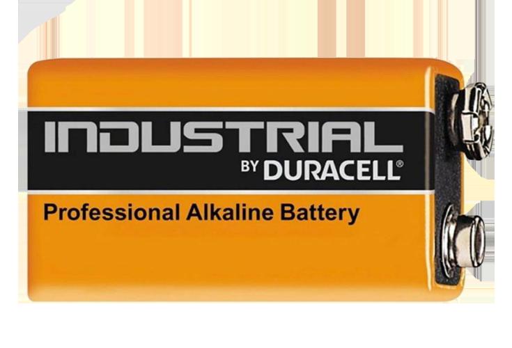9V blokbatterij
