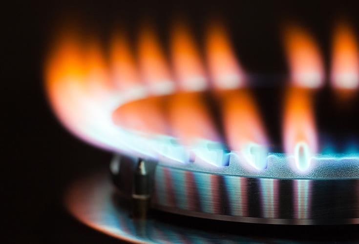 Afbeelding van een gasfornuis
