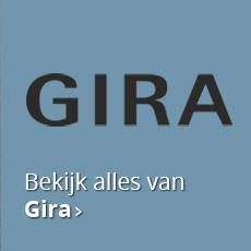 Bekijk al het schakelmateriaal van Gira