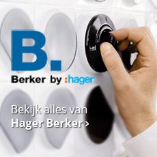 Bekijk al het schakelmateriaal van Hager Berker