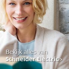 Bekijk alles van Schneider Electric schakelmateriaal