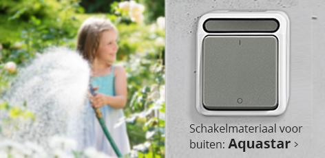 Schakelmateriaal voor buiten: bekijk de Aquastar serie van Schneider Electric