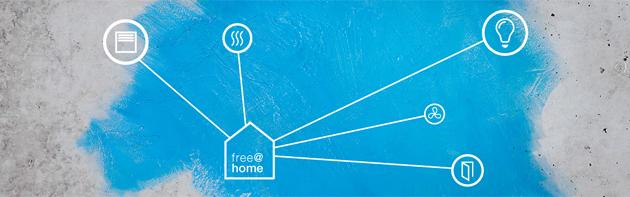 Busch-Jaeger Busch-free@home systeemcomponenten