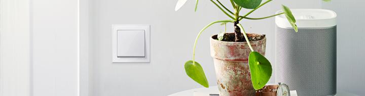Schneider Electric Merten M-Smart alpinwit