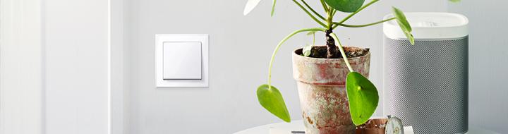 Schneider Electric Merten M-Smart verkeerswit