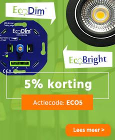 EcoDim en EcoBright