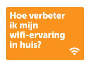 Ziggo verbeteren wifi