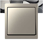 Schneider Electric D-Life Mocca Metallic